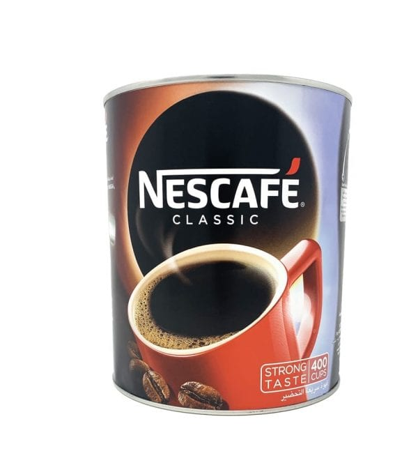 Nescafe Classic 100% Pure Coffee Tins 6x750g (Dual Text)