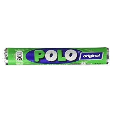 Polo Mint 32x33.4g