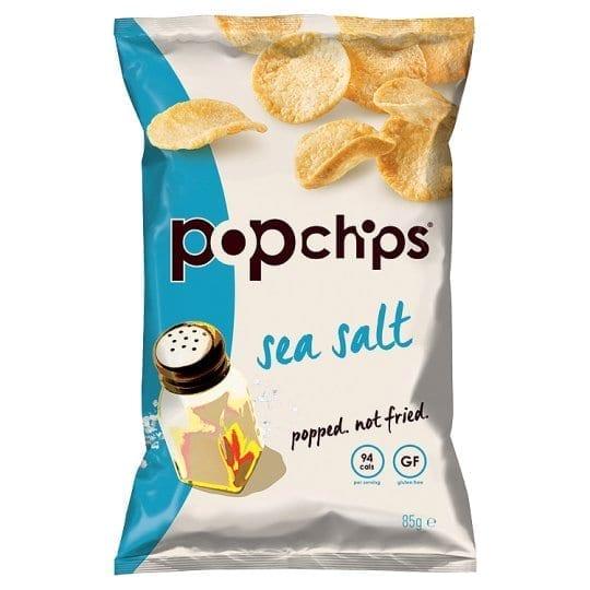 Popchips Sea Salt 24x23g