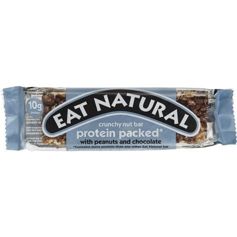 Eat Natural Protein Packed With Peanuts And Chocolate 12x45g