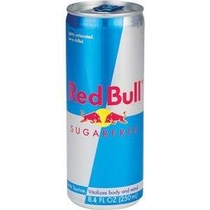 Red Bull Sugar Free 1x24