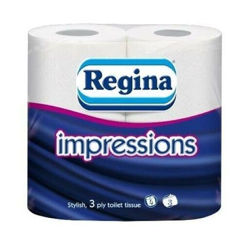 Regina Soft and Gentle Toilet Roll 32pk