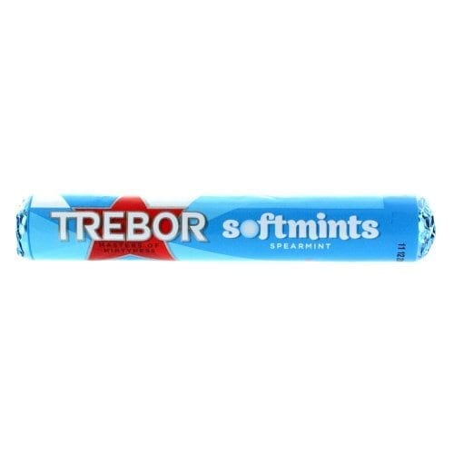 Trebor Softmint Spearmint 40x44.9g