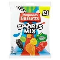 Maynards Sports Mix PMP £1 12x165g