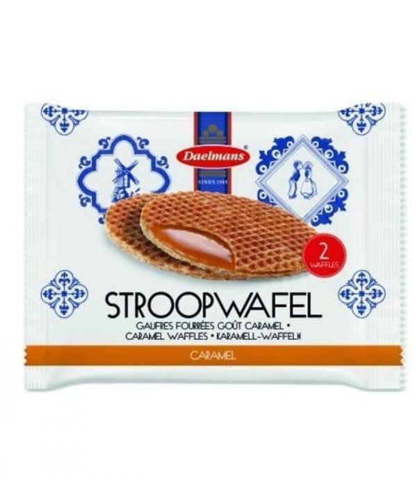 Stroopwafels Caramel Waffles Duo 16pk
