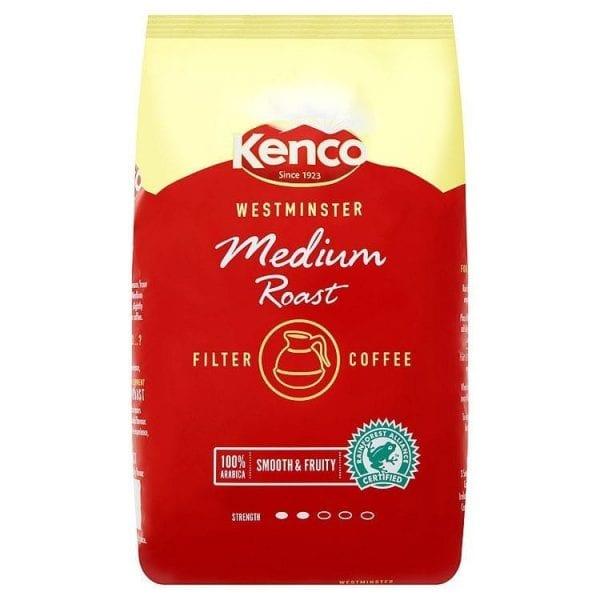 Kenco Westminster Roast & Ground Coffee 10x1kg
