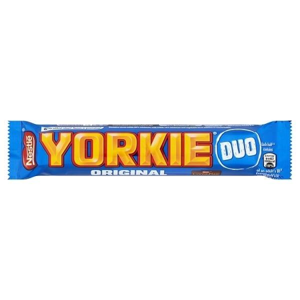 Yorkie Milk Duo 24x72g