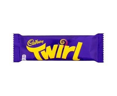 Cadburys Twirl 48x43g
