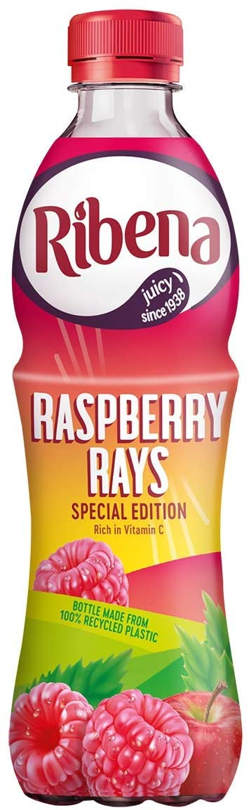 Ribena Still Raspberry Rays 500ml 1x12