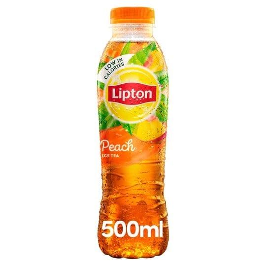 Lipton Ice Tea Peach 12x500ml