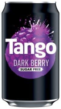 Tango Dark Berry Sugar Free 1x24