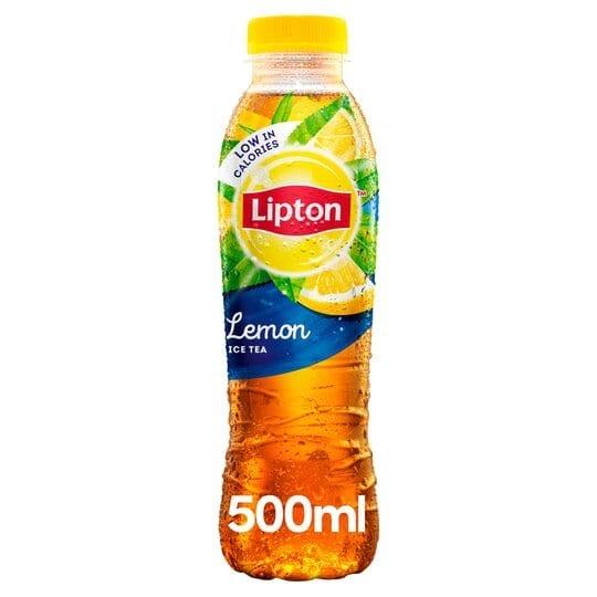 Lipton Ice Tea Lemon 12x500ml