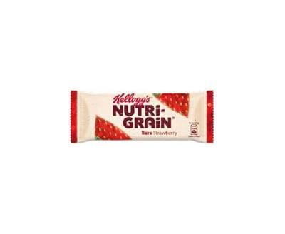 Nutri-Grain Strawberry 25x37g