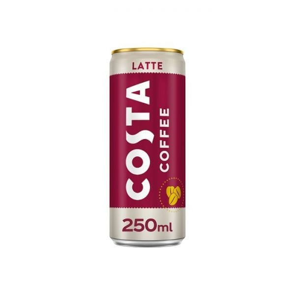 Costa Latte 12x250ml