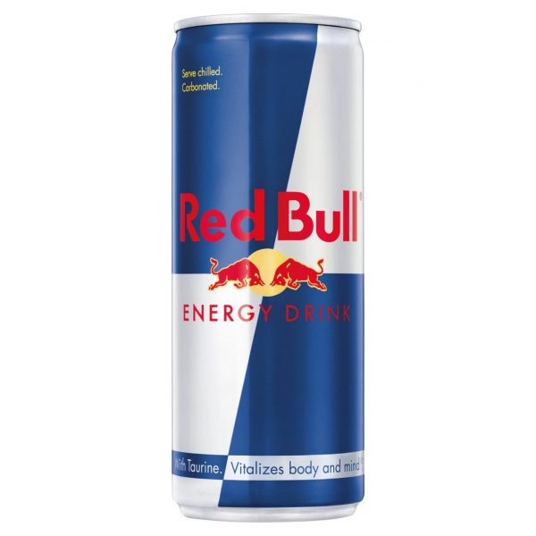 Red Bull Cans 1x24