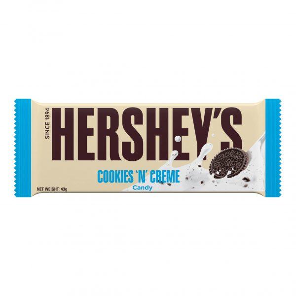 Hershey's Cookies 'n' Creme Bar 24x40g