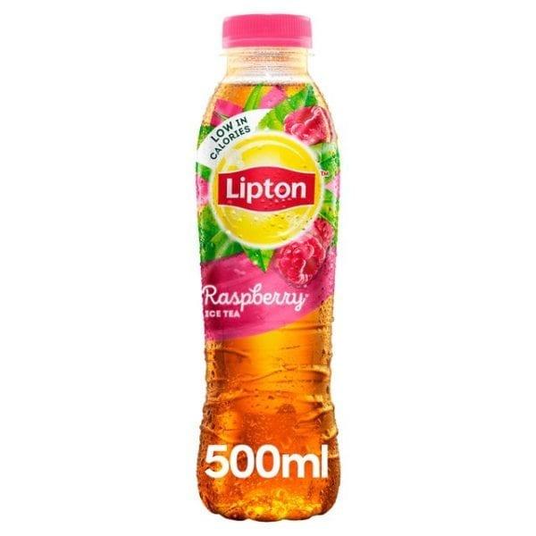 Lipton Ice Tea Raspberry 12x500ml