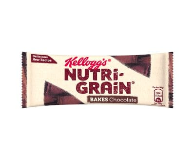 Nutri-Grain Chocolate Breakfast Bake 24x45g