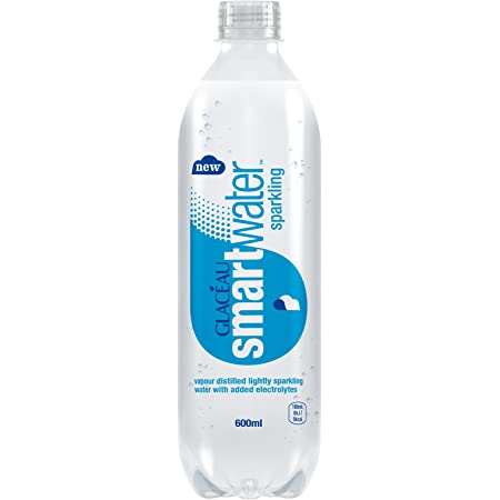 Glaceau Smart Water Sparkling 24x600ml