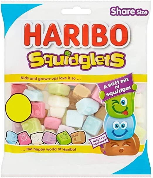 Haribo Squidglets 12x160g