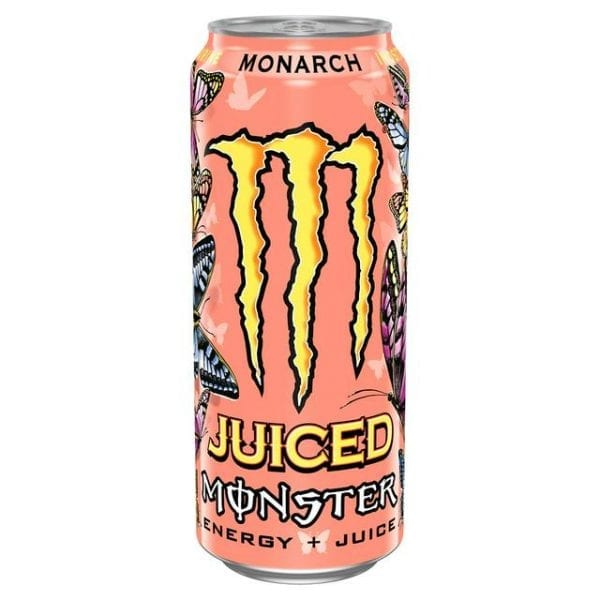 Monster Energy Monarch 12x500ml