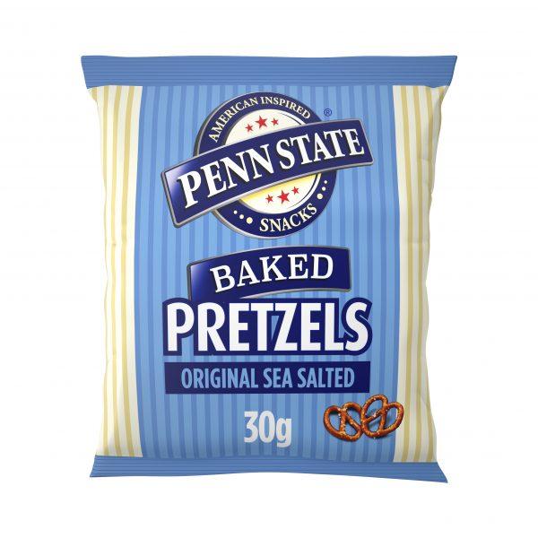 Penn State Salted Pretzels 1x33