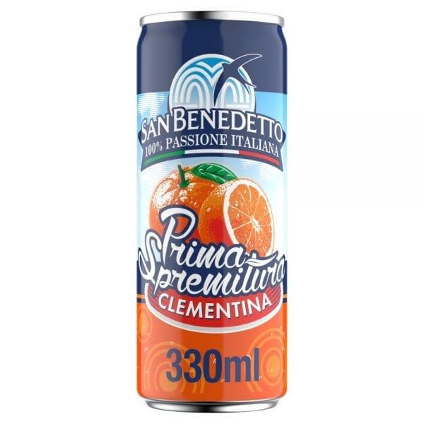 San Benedetto Clementina (Orange) 24x330ml