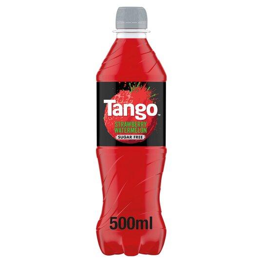 Tango Strawberry & Watermelon Sugar Free (GB) 500ml 1x24