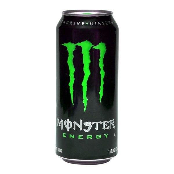 Monster Green Energy 12x500ml