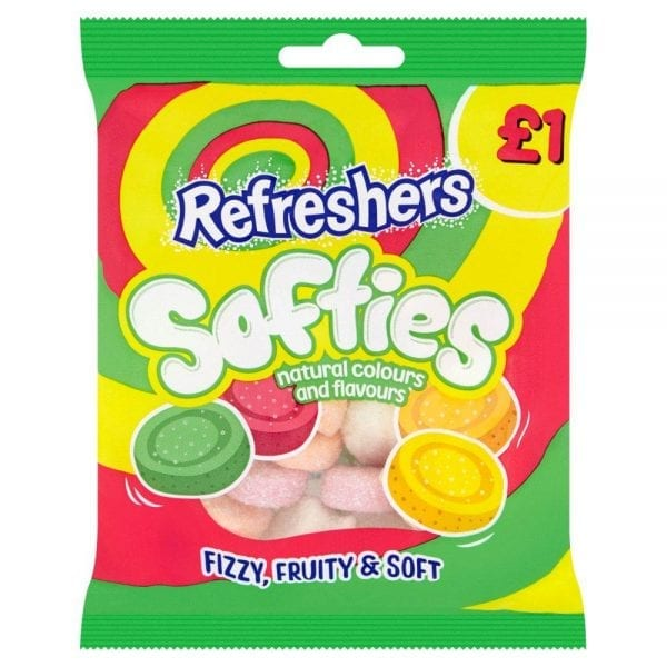 Refresher Softies PMP £1 12x120g