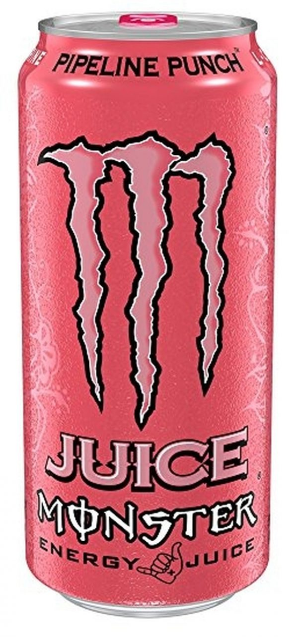 Monster Pipeline Punch 12x500ml PMP £1.45