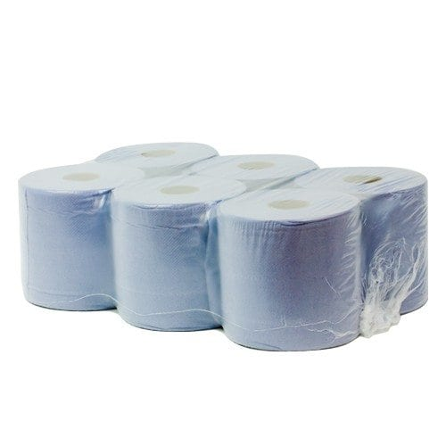 Blue Catering Roll 6 x 80m x 180mm