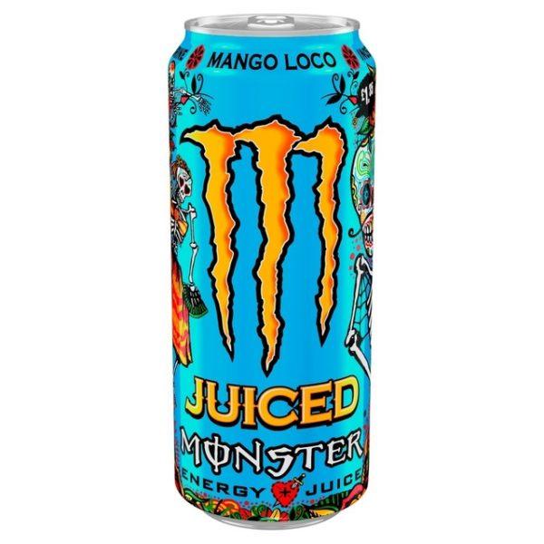 Monster Mango Loco 12x500ml PMP £1.45