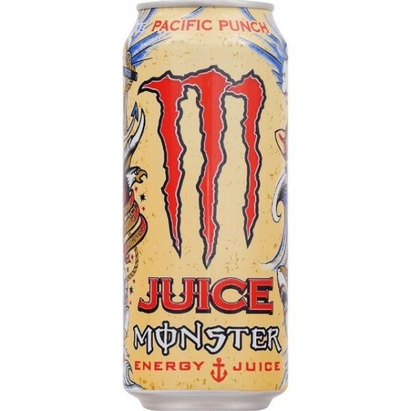 Monster Pacific Punch 12x500ml £1.45
