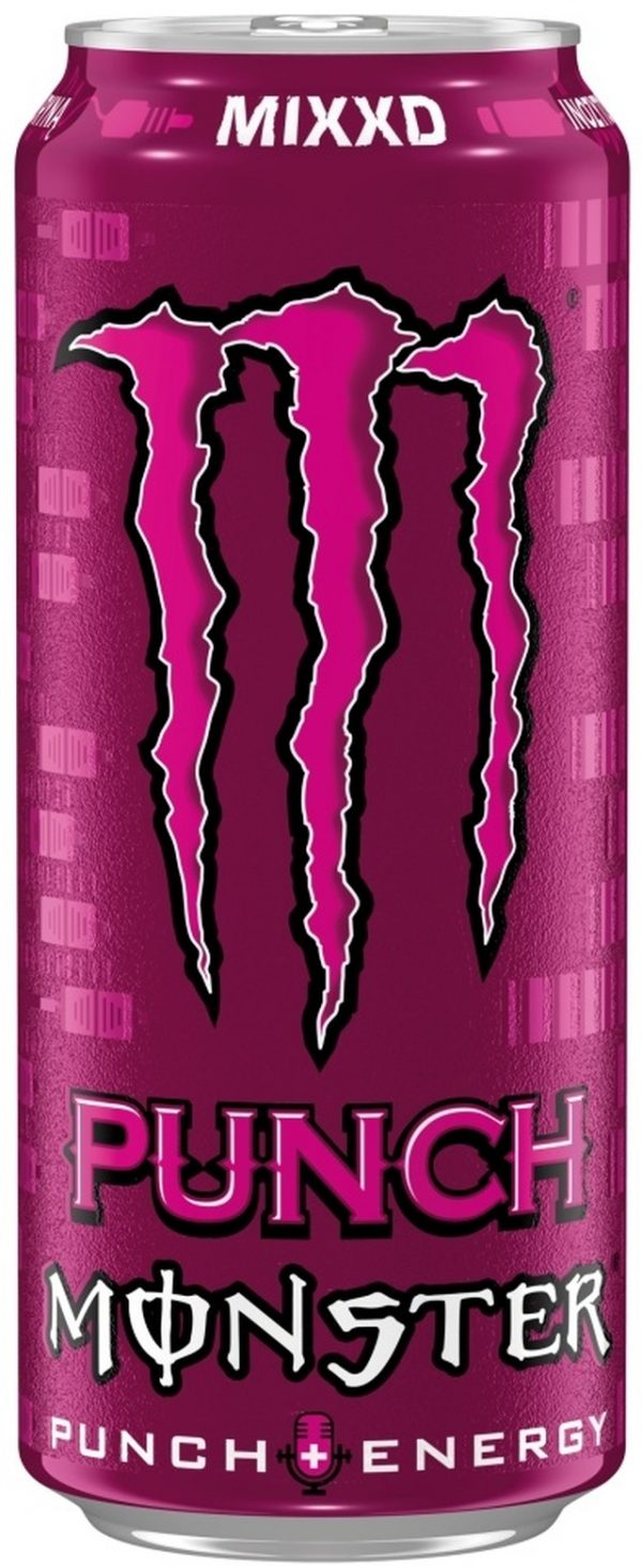 Monster Punch Mixxd 12x500ml PMP £1.45