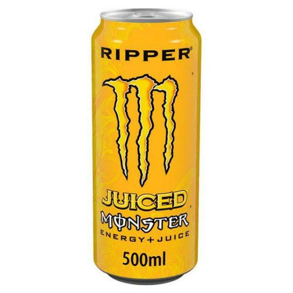 Monster Energy Ripper Juiced 12x500ml