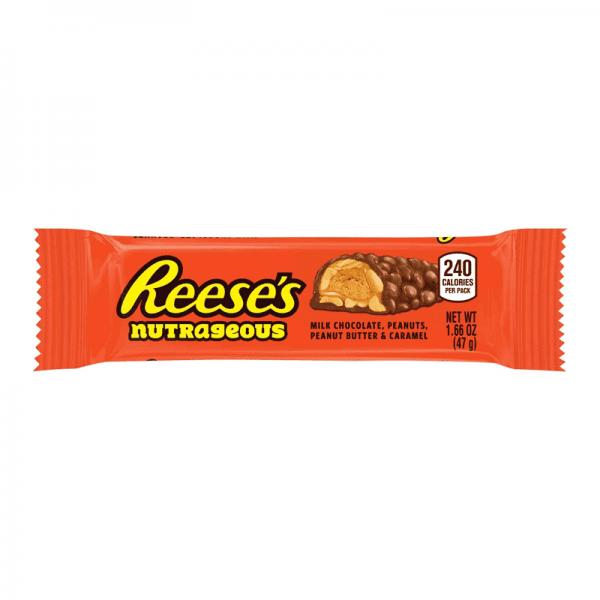 Reese's Nutrageous Bar 18x47g