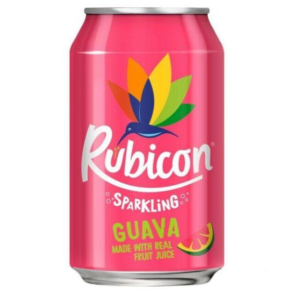 Rubicon Sparkling Guava 24x330ml