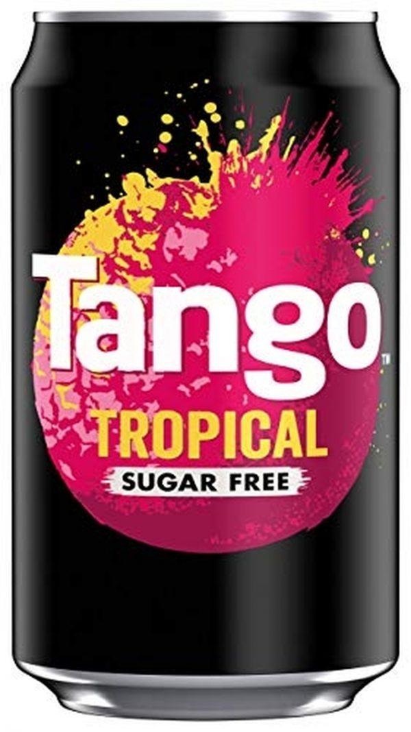 Tango Tropical Sugar Free 1x24