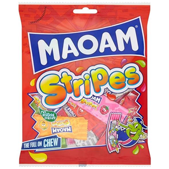 Maoam Stripes 12x140g