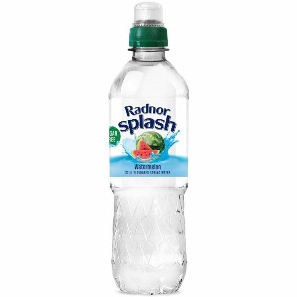 Radnor Hills Splash Watermelon 24x500ml
