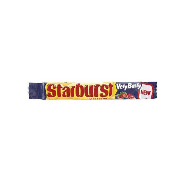 Starburst Very Berry 24x45g