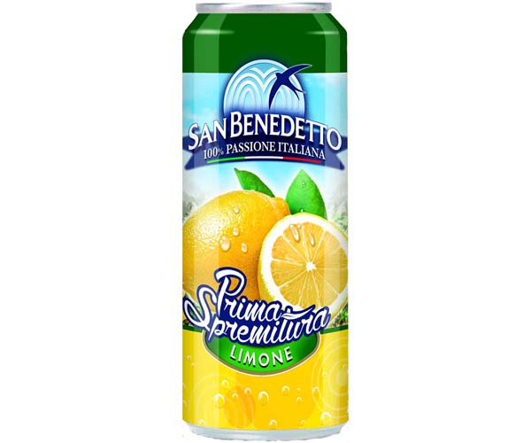 San Benedetto Limone (Lemon) 24x330ml