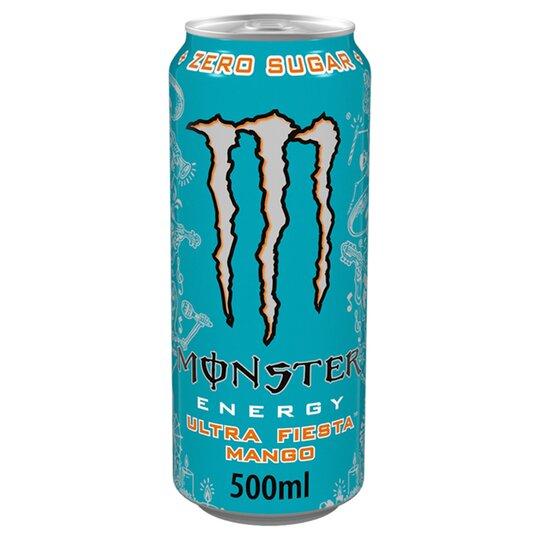 Monster Energy Ultra Fiesta 12x500ml