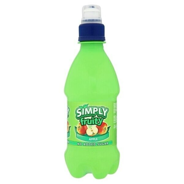 Simply Fruity Apple 12x330ml